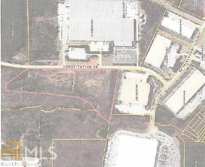 Henry County Commercial For Sale: Liberty Industrial Pkwy