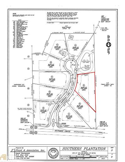 Suwanee Residential Lots & Land Under Contract: Southers Plantation Ln