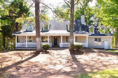 Henry County Single Family Home For Sale: 2880 Old Jackson Rd