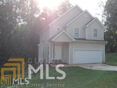 Fairburn GA Single Family Home Under Contract: $129,900