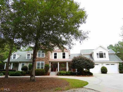 Coweta County Single Family Home For Sale: 3124 Smokey Rd