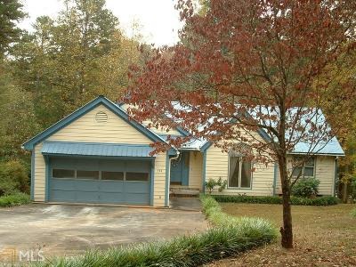 Stephens County Single Family Home For Sale: 394 Tahoe Trl #Lot #23-