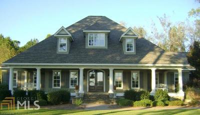 Statesboro Single Family Home For Sale: 203 Alexander Farms Rd W