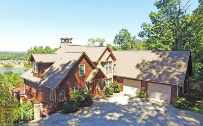 Hiawassee Single Family Home For Sale: 1503 Enchantment Way