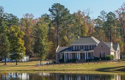 Monroe County Single Family Home Under Contract: 9185 Estes Rd