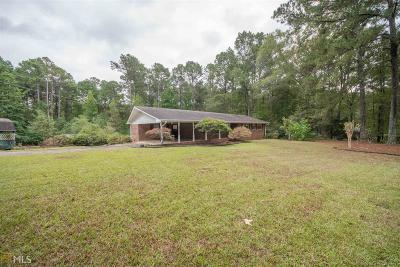 Fayetteville Single Family Home Under Contract: 1016 Highway 85 S