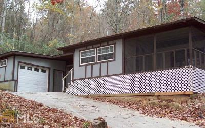 Hiawassee Single Family Home For Sale: 4470 Chipmunk Dr