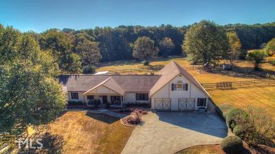 Monroe Single Family Home For Sale: 231 Roscoe Davis Rd