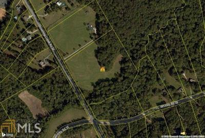 Dacula Residential Lots & Land For Sale: Drowning Creek Rd #0/TR 2