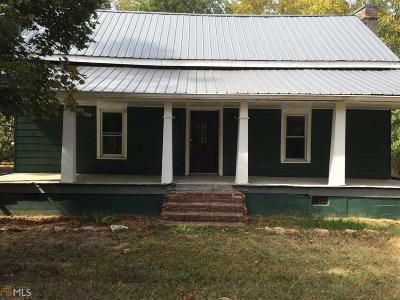 Carroll County Single Family Home For Sale: Church Rd