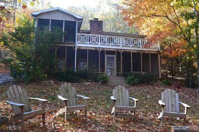Elbert County, Franklin County, Hart County Single Family Home For Sale: 160 Willow Ln