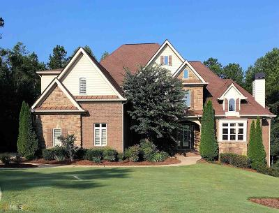 Coweta County Single Family Home For Sale: 60 Sagewood Ct