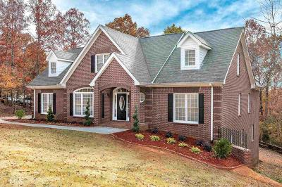 Conyers Single Family Home Under Contract: 6012 Vicksburg Ct