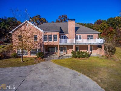 Powder Springs Single Family Home For Sale: 5225 Gaydon Rd