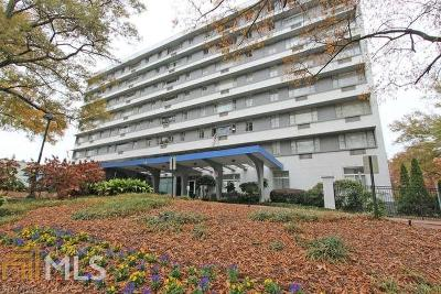 Sobu Flats Condo/Townhouse For Sale: 374 E Paces Ferry Rd #709