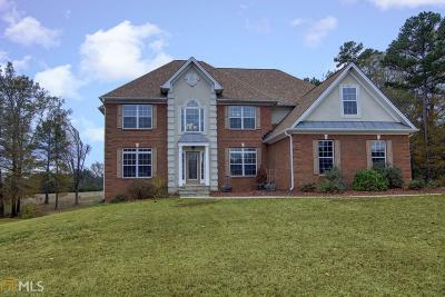 Covington Single Family Home For Sale: 40 Cambridge Dr