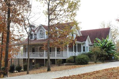 Waleska Single Family Home Under Contract: 765 Rock House Rd