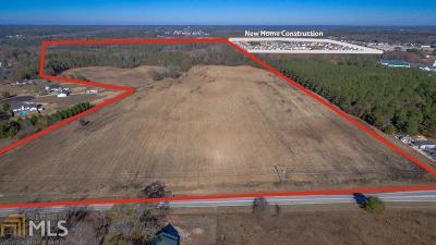 Loganville Farm Under Contract: 2467 Claude Brewer Rd Acreage