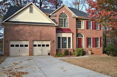 Stone Mountain Single Family Home For Sale: 7310 Wood Hollow Way