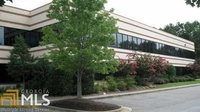 Alpharetta Commercial Under Contract: 1525 Bluegrass Lake Pkwy