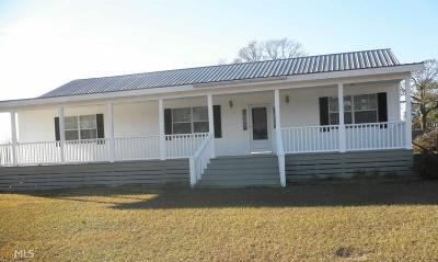 Statesboro Single Family Home For Sale: 160 Old Pond Ln
