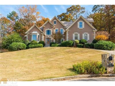 Atlanta Single Family Home For Sale: 4190 Manor Hills