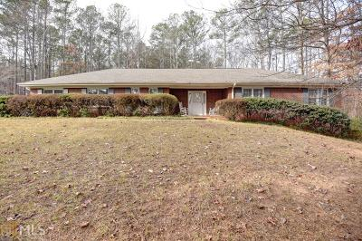 Cobb County Single Family Home For Sale: 1169 Mars Hill Rd