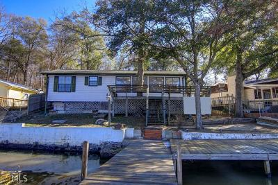 Mansfield Single Family Home For Sale: 411 Alcovy Rd