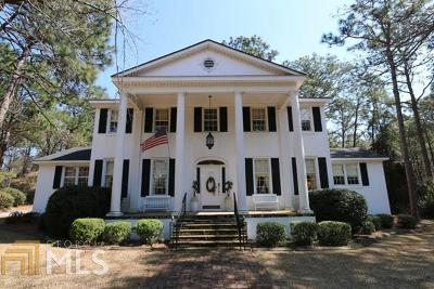 Statesboro Single Family Home For Sale: 504 North Main St