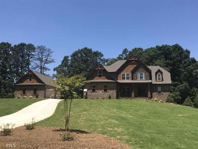 Fayette County Single Family Home For Sale: 100 Haddock Pt