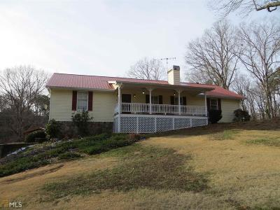 Hall County Single Family Home For Sale: 5013 Cagle Mill