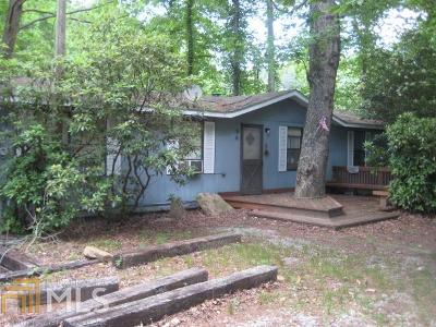Rabun County Single Family Home For Sale: 5124 Highway 76 W