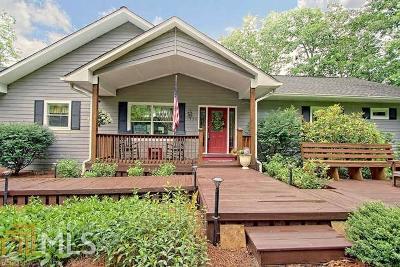 Rabun County Single Family Home For Sale: 1332 Ridgepole
