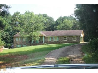 Douglas County Single Family Home For Sale: 3154 Bright Star Rd