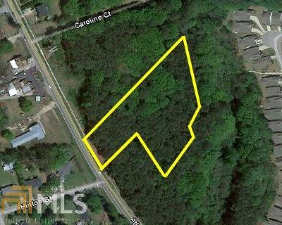 McDonough Residential Lots & Land For Sale: Hwy 42