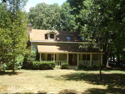 Dawson County Single Family Home Under Contract: 1619 Price Rd