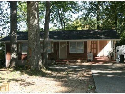 Doraville Single Family Home For Sale: 2538 Garrett Cir