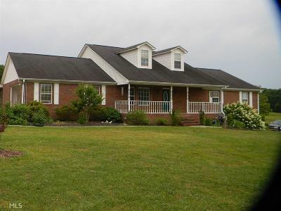 Floyd County, Polk County Single Family Home For Sale: 2270 Turkey Mountain Rd