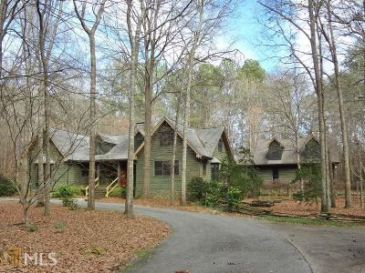 Covington Single Family Home For Sale: 8147 Forest Dr
