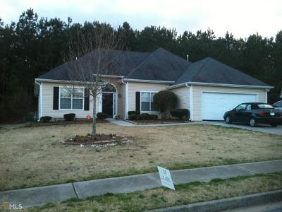Fayetteville Single Family Home Under Contract: 11771 Fairway Overlook
