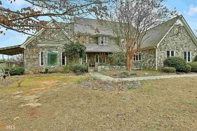 Coweta County Single Family Home For Sale: 2663 Smokey Rd
