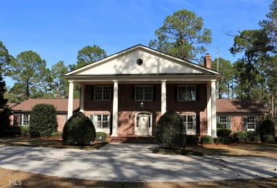 Statesboro Single Family Home For Sale: 207 Timberline Rd