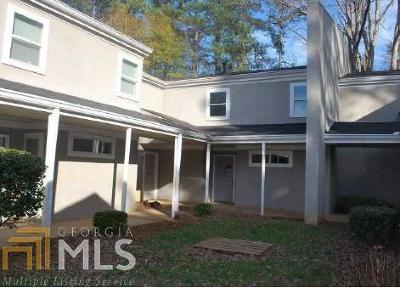 Dekalb County Condo/Townhouse For Sale: 2062 Oak Park Ln