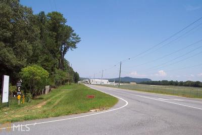 Canton, Woodstock, Cartersville, Alpharetta Commercial For Sale: Georgia Highway 61