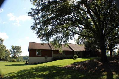 Fairburn Single Family Home For Sale: 7600 Hall Rd #68.26AC