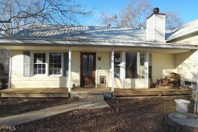 Carroll County, Douglas County Single Family Home For Sale: 8934 Highway 166