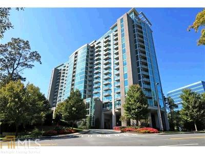 Condo/Townhouse For Sale: 3300 Windy Ridge Pkwy #1113