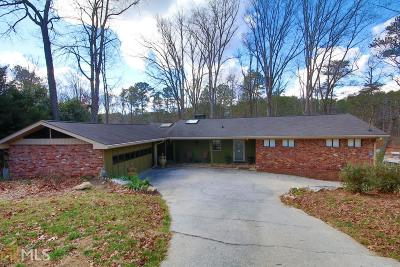 Buford Single Family Home For Sale: 1960 Felton Pl