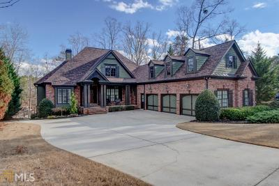 Buford  Single Family Home For Sale: 6029 Shadburn Ferry Rd