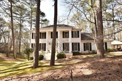 Fulton County Single Family Home For Sale: 8070 Jett Ferry Rd